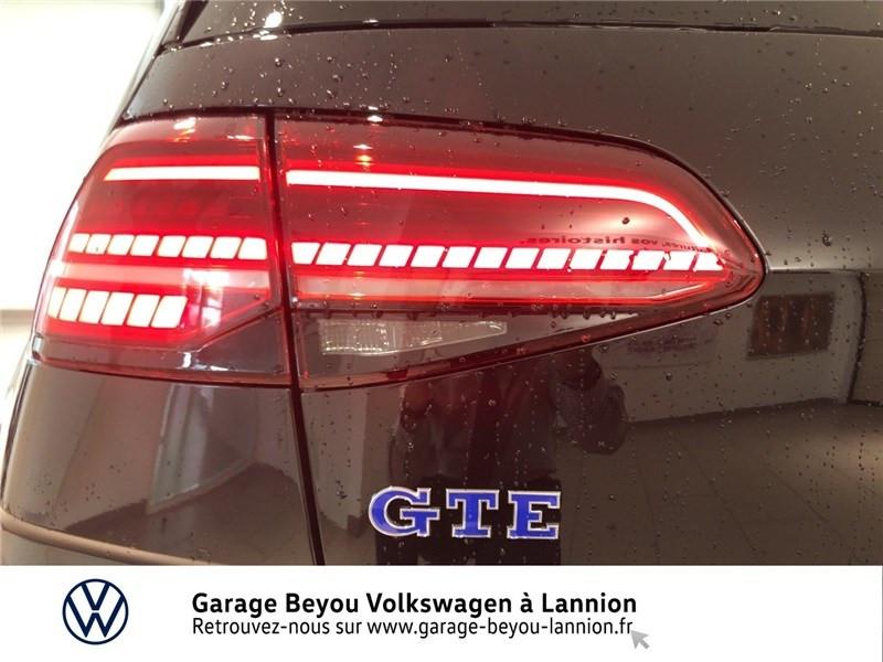 Photo 9 de l'offre de VOLKSWAGEN GOLF HYBRIDE RECHARGEABLE 1.4 TSI 204 DSG6 à 32990€ chez Garage Beyou - Volkswagen Lannion