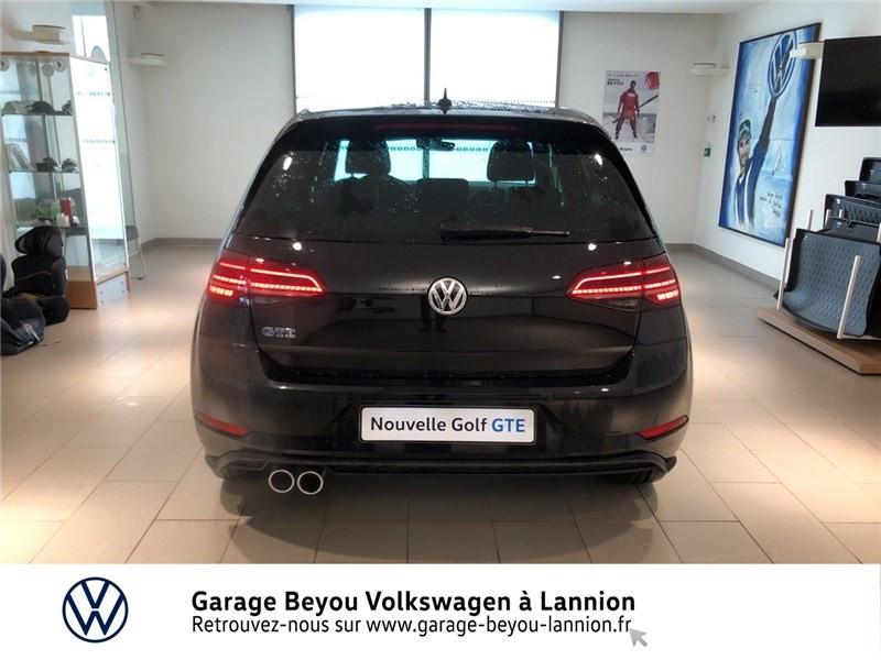 Photo 5 de l'offre de VOLKSWAGEN GOLF HYBRIDE RECHARGEABLE 1.4 TSI 204 DSG6 à 32990€ chez Garage Beyou - Volkswagen Lannion