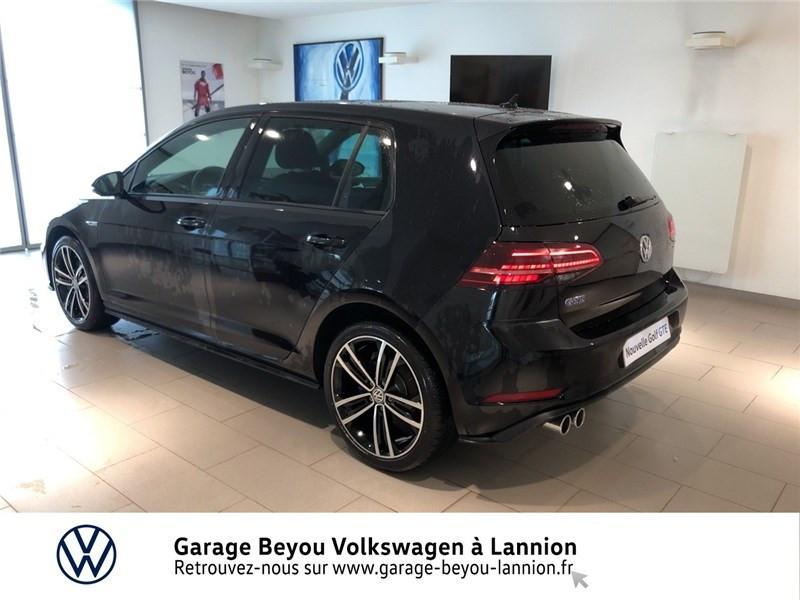 Photo 4 de l'offre de VOLKSWAGEN GOLF HYBRIDE RECHARGEABLE 1.4 TSI 204 DSG6 à 32990€ chez Garage Beyou - Volkswagen Lannion