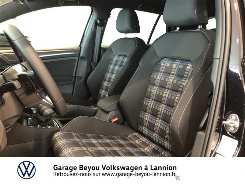 Photo 10 de l'offre de VOLKSWAGEN GOLF HYBRIDE RECHARGEABLE 1.4 TSI 204 DSG6 à 32990€ chez Garage Beyou - Volkswagen Lannion