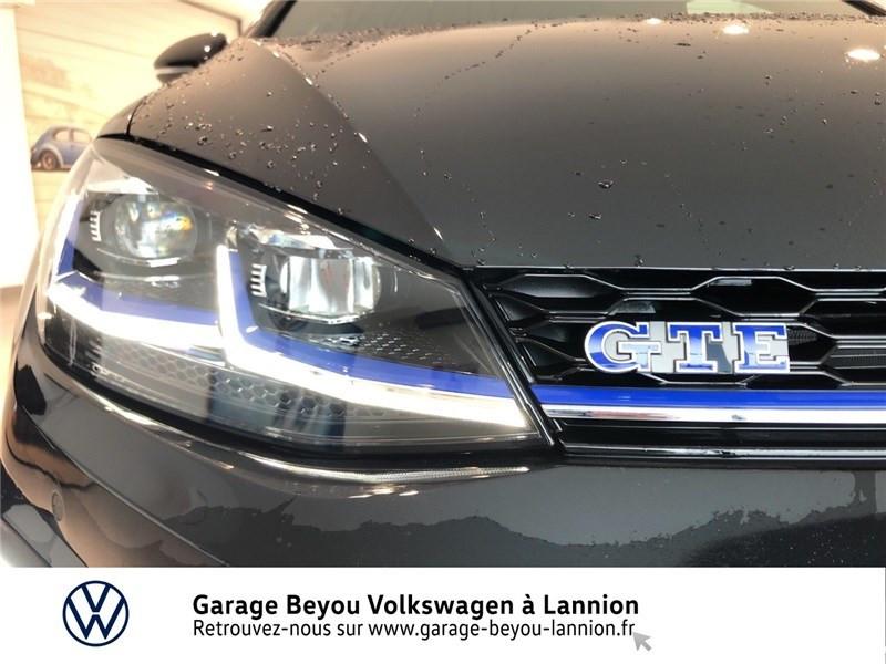 Photo 8 de l'offre de VOLKSWAGEN GOLF HYBRIDE RECHARGEABLE 1.4 TSI 204 DSG6 à 32990€ chez Garage Beyou - Volkswagen Lannion