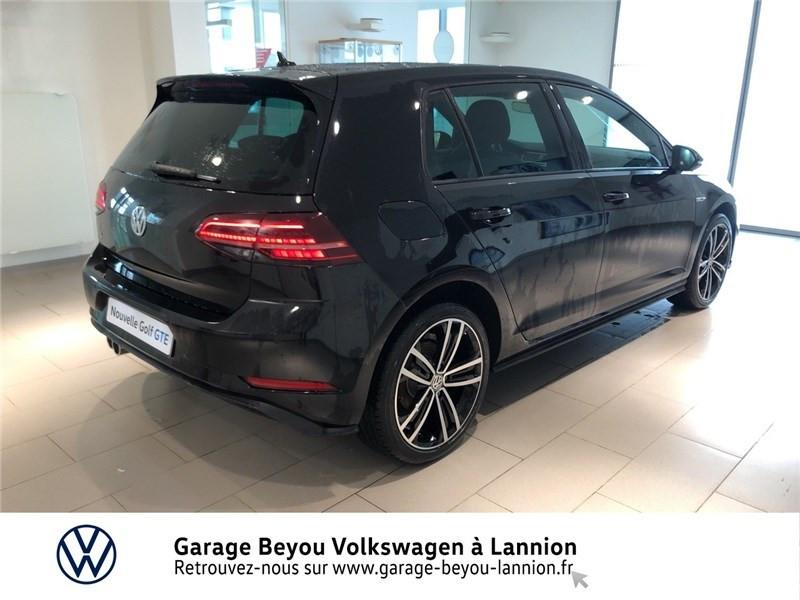 Photo 6 de l'offre de VOLKSWAGEN GOLF HYBRIDE RECHARGEABLE 1.4 TSI 204 DSG6 à 32990€ chez Garage Beyou - Volkswagen Lannion