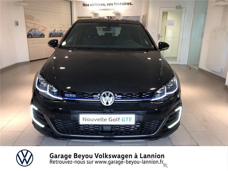 Photo 2 de l'offre de VOLKSWAGEN GOLF HYBRIDE RECHARGEABLE 1.4 TSI 204 DSG6 à 32990€ chez Garage Beyou - Volkswagen Lannion