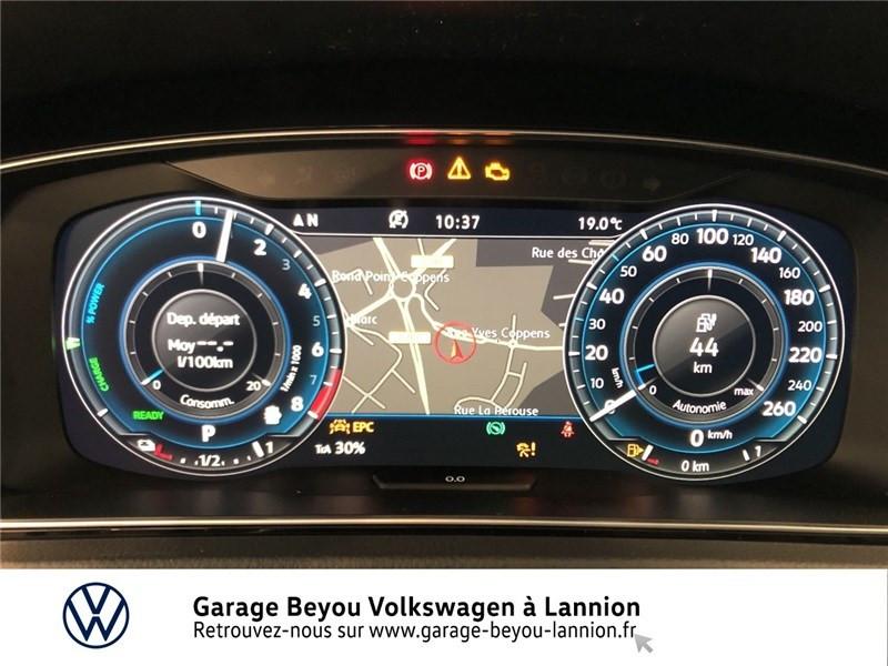 Photo 13 de l'offre de VOLKSWAGEN GOLF HYBRIDE RECHARGEABLE 1.4 TSI 204 DSG6 à 32990€ chez Garage Beyou - Volkswagen Lannion