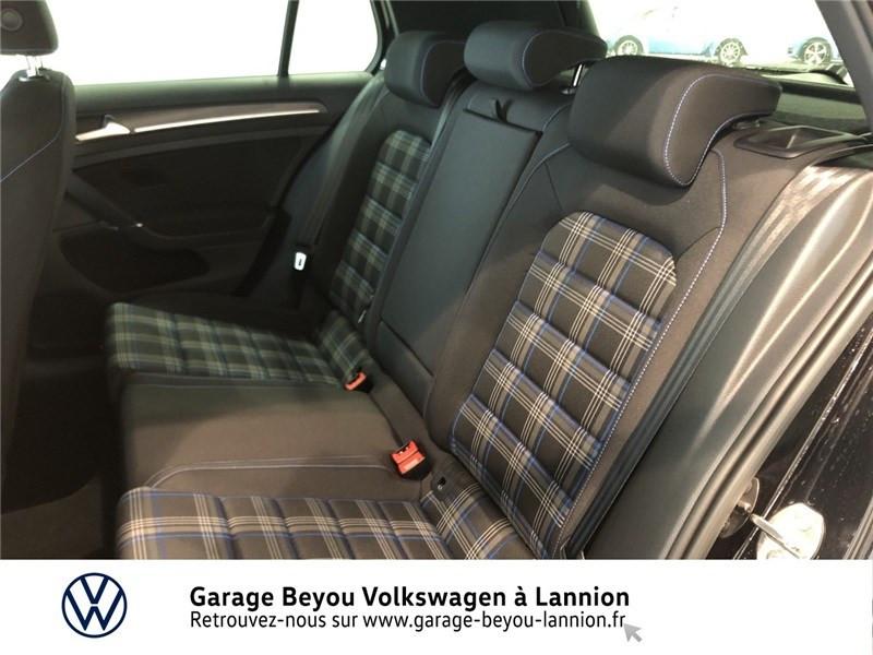 Photo 11 de l'offre de VOLKSWAGEN GOLF HYBRIDE RECHARGEABLE 1.4 TSI 204 DSG6 à 32990€ chez Garage Beyou - Volkswagen Lannion