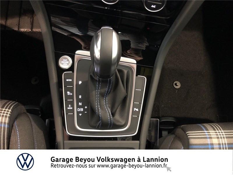 Photo 12 de l'offre de VOLKSWAGEN GOLF HYBRIDE RECHARGEABLE 1.4 TSI 204 DSG6 à 32990€ chez Garage Beyou - Volkswagen Lannion