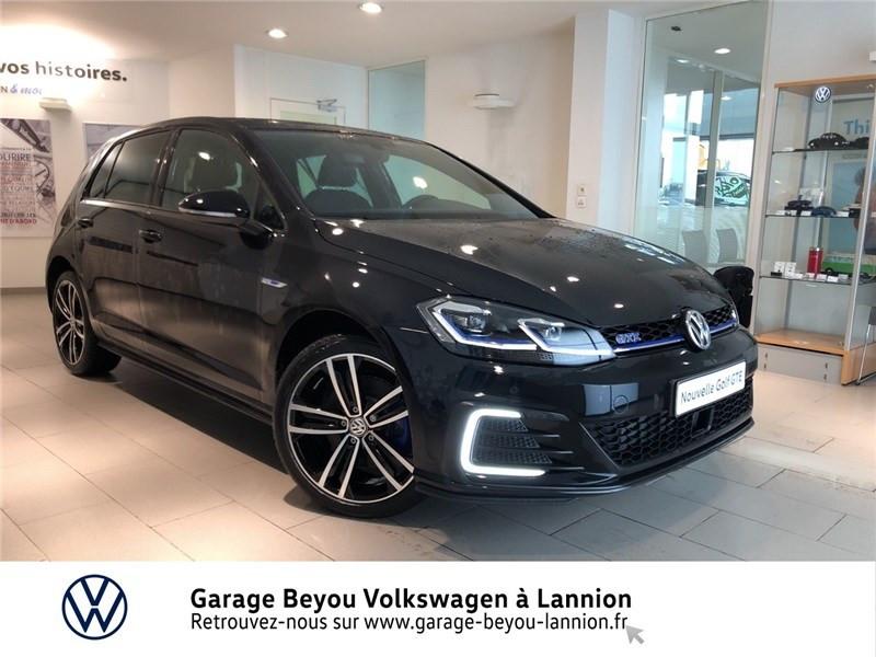 Photo 1 de l'offre de VOLKSWAGEN GOLF HYBRIDE RECHARGEABLE 1.4 TSI 204 DSG6 à 32990€ chez Garage Beyou - Volkswagen Lannion
