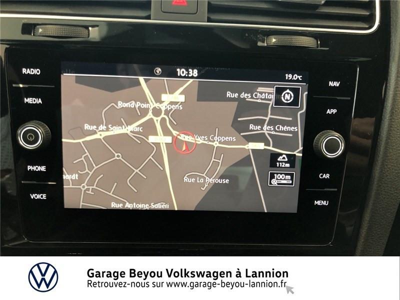 Photo 17 de l'offre de VOLKSWAGEN GOLF HYBRIDE RECHARGEABLE 1.4 TSI 204 DSG6 à 32990€ chez Garage Beyou - Volkswagen Lannion