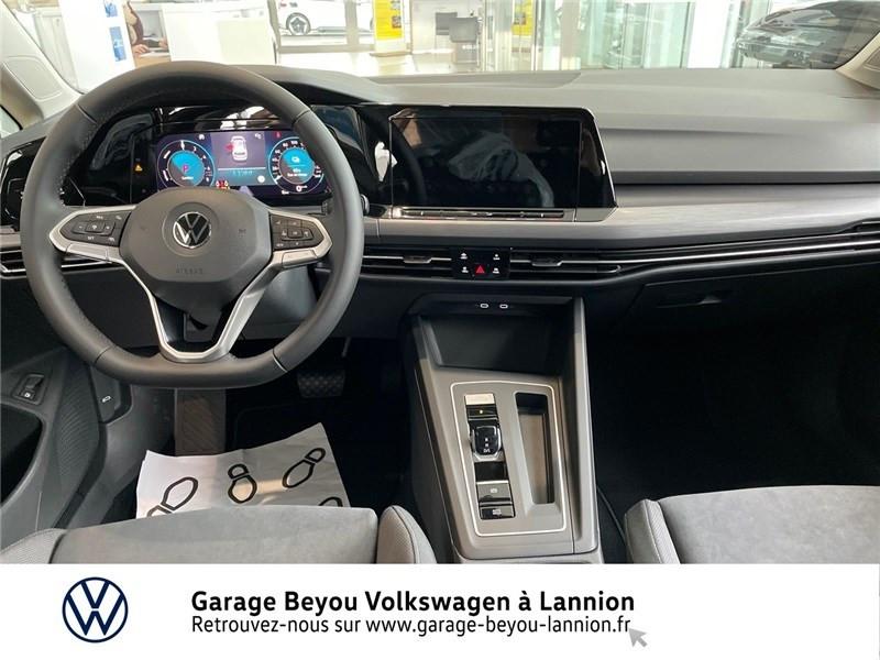 Photo 5 de l'offre de VOLKSWAGEN GOLF 1.4 HYBRID RECHARGEABLE OPF 204 DSG6 à 38990€ chez Garage Beyou - Volkswagen Lannion