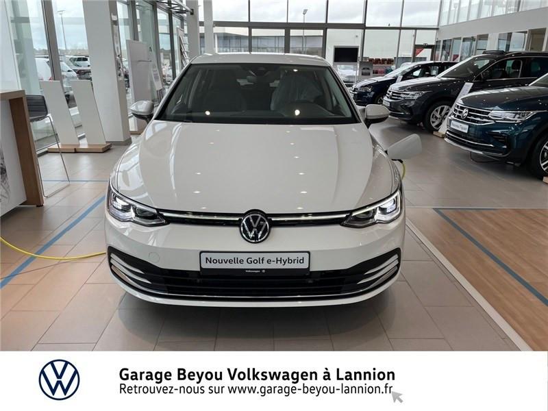 Photo 2 de l'offre de VOLKSWAGEN GOLF 1.4 HYBRID RECHARGEABLE OPF 204 DSG6 à 38990€ chez Garage Beyou - Volkswagen Lannion