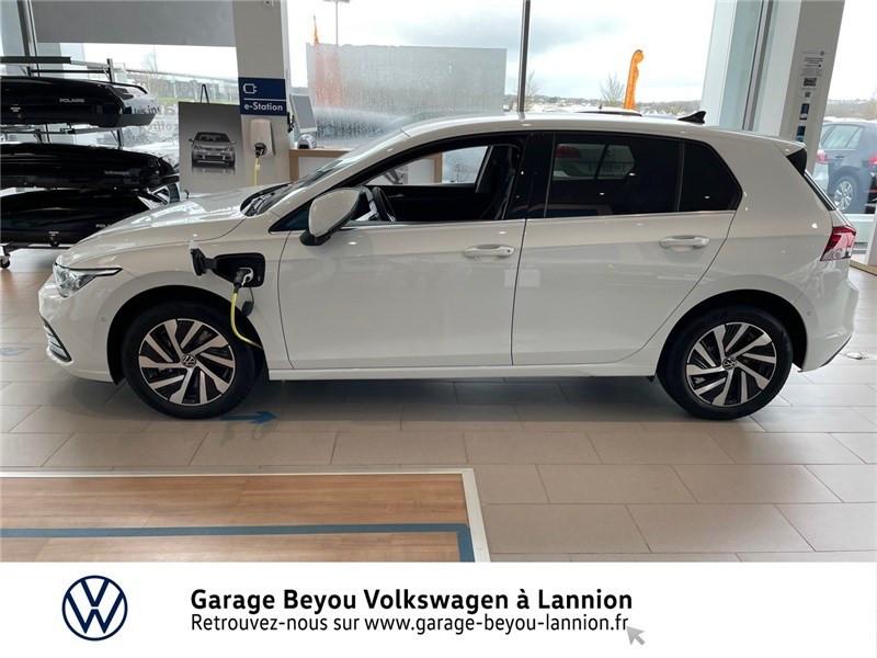 Photo 3 de l'offre de VOLKSWAGEN GOLF 1.4 HYBRID RECHARGEABLE OPF 204 DSG6 à 38990€ chez Garage Beyou - Volkswagen Lannion