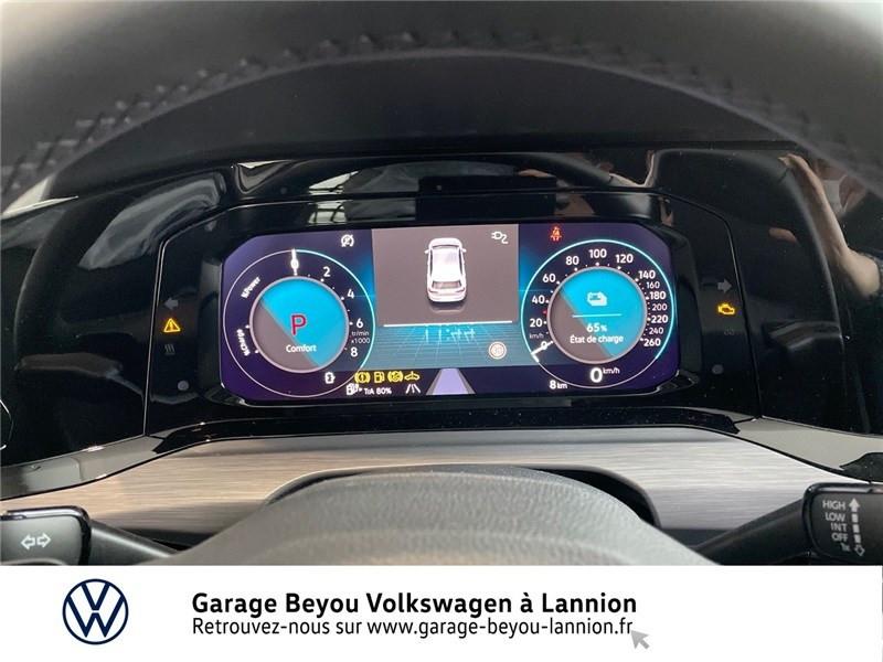 Photo 8 de l'offre de VOLKSWAGEN GOLF 1.4 HYBRID RECHARGEABLE OPF 204 DSG6 à 38990€ chez Garage Beyou - Volkswagen Lannion