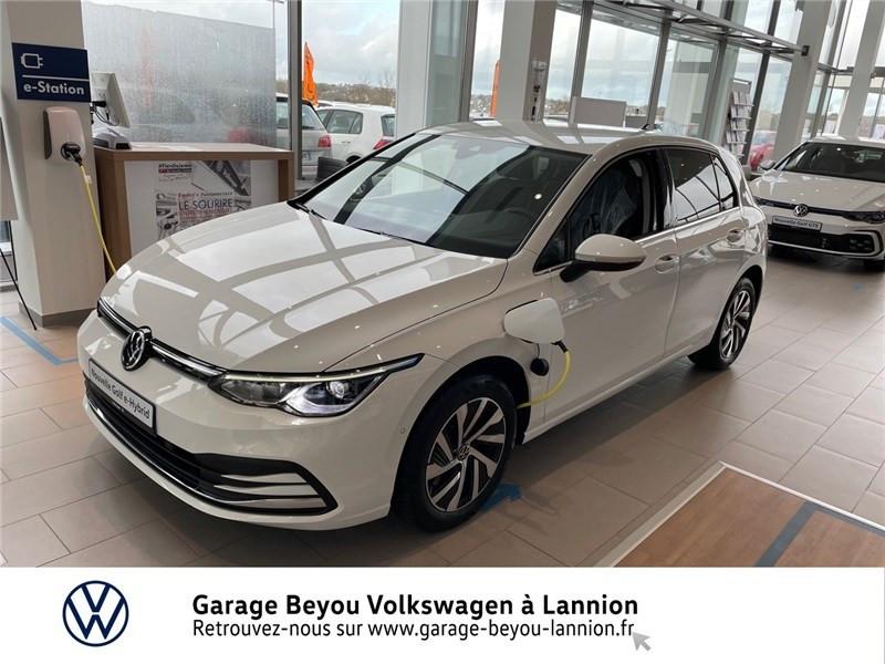 Photo 1 de l'offre de VOLKSWAGEN GOLF 1.4 HYBRID RECHARGEABLE OPF 204 DSG6 à 38990€ chez Garage Beyou - Volkswagen Lannion