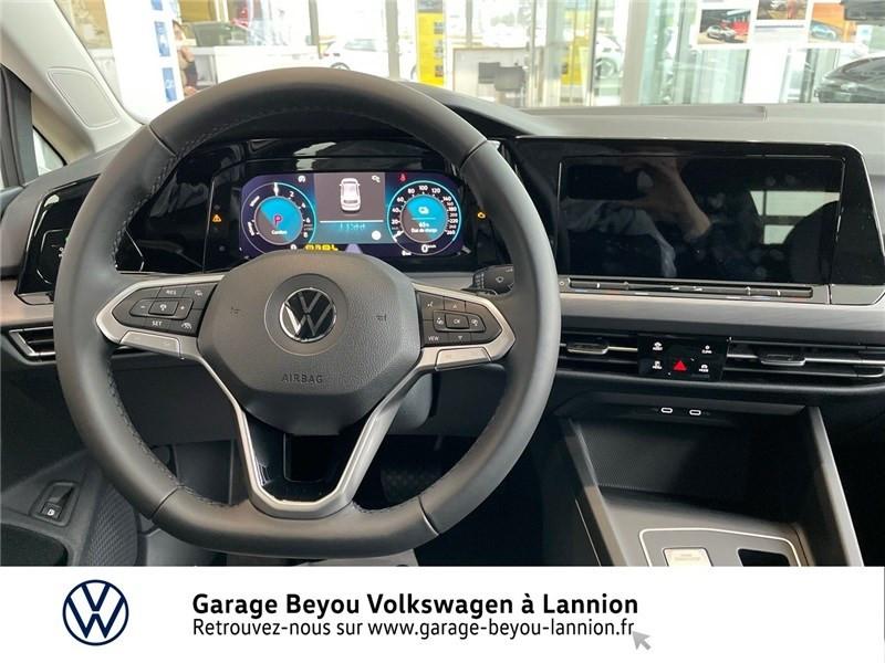 Photo 6 de l'offre de VOLKSWAGEN GOLF 1.4 HYBRID RECHARGEABLE OPF 204 DSG6 à 38990€ chez Garage Beyou - Volkswagen Lannion