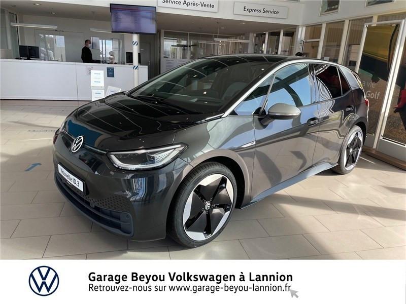 Volkswagen ID.3 204 CH Courant électrique GRIS MANGANESE Occasion à vendre
