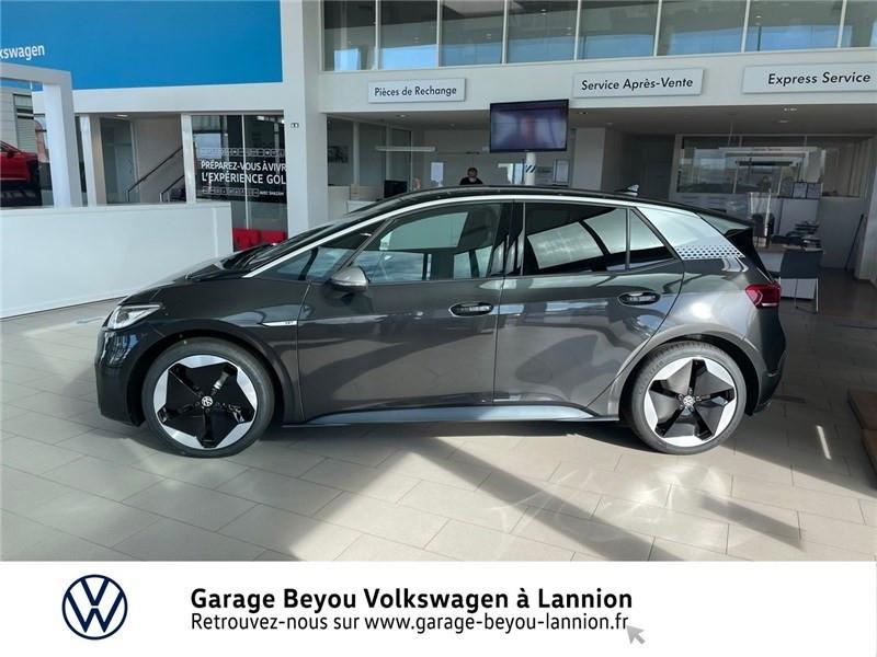 Photo 2 de l'offre de VOLKSWAGEN ID.3 204 CH à 49990€ chez Garage Beyou - Volkswagen Lannion