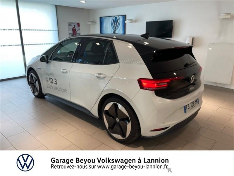 Photo 3 de l'offre de VOLKSWAGEN ID.3 204 CH à 42990€ chez Garage Beyou - Volkswagen Lannion