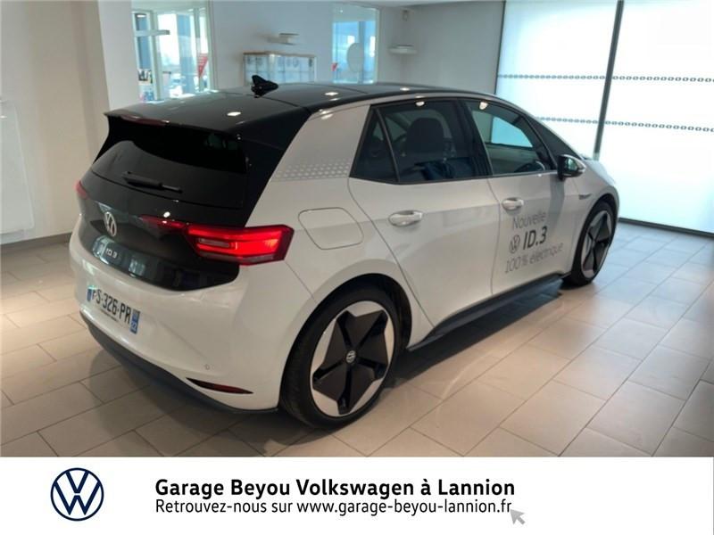 Photo 4 de l'offre de VOLKSWAGEN ID.3 204 CH à 42990€ chez Garage Beyou - Volkswagen Lannion