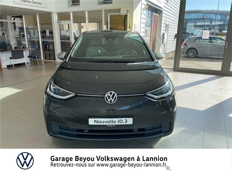 Photo 3 de l'offre de VOLKSWAGEN ID.3 204 CH à 49990€ chez Garage Beyou - Volkswagen Lannion