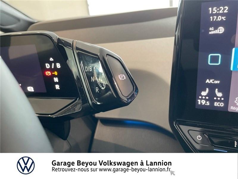 Photo 8 de l'offre de VOLKSWAGEN ID.3 204 CH à 42990€ chez Garage Beyou - Volkswagen Lannion