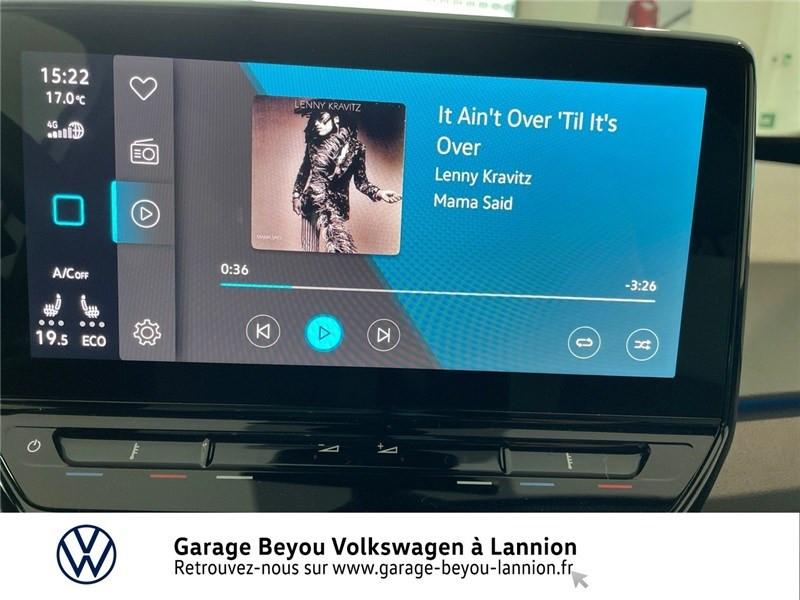 Photo 9 de l'offre de VOLKSWAGEN ID.3 204 CH à 42990€ chez Garage Beyou - Volkswagen Lannion