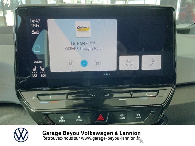 Photo 8 de l'offre de VOLKSWAGEN ID.3 204 CH à 49990€ chez Garage Beyou - Volkswagen Lannion