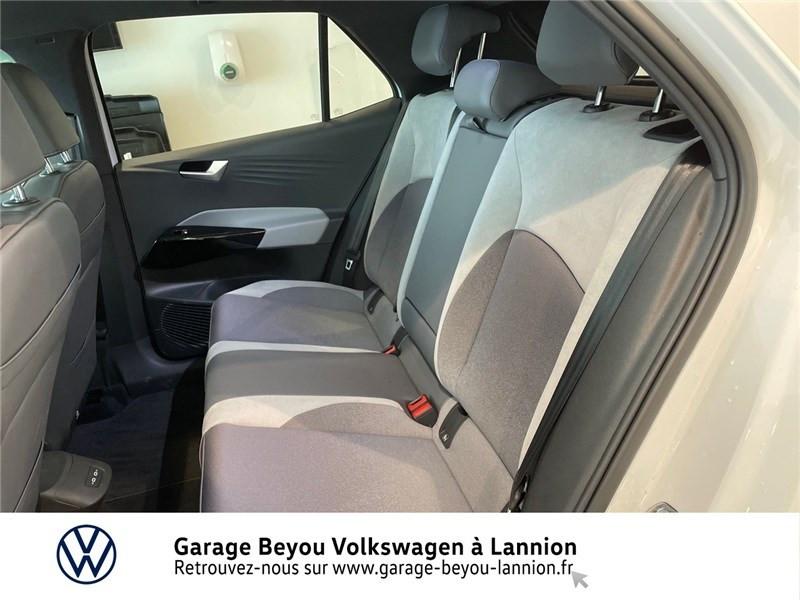 Photo 10 de l'offre de VOLKSWAGEN ID.3 204 CH à 42990€ chez Garage Beyou - Volkswagen Lannion