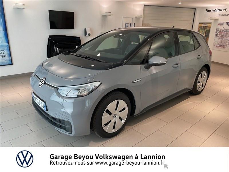 Volkswagen ID.3 145 CH Courant électrique Gris lunaire  Occasion à vendre
