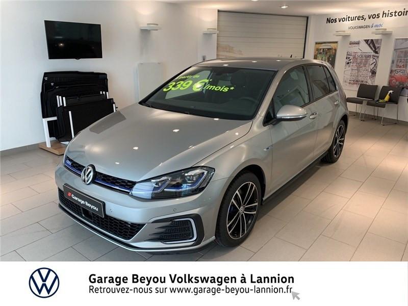 Photo 1 de l'offre de VOLKSWAGEN GOLF HYBRIDE RECHARGEABLE 1.4 TSI 204 DSG6 à 29990€ chez Garage Beyou - Volkswagen Lannion