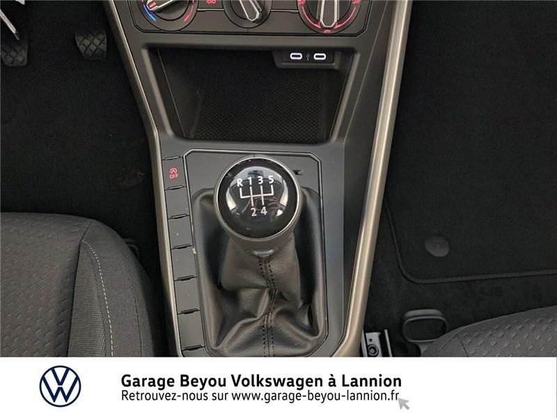 Photo 10 de l'offre de VOLKSWAGEN POLO 1.0 TSI 95 S&S BVM5 à 17990€ chez Garage Beyou - Volkswagen Lannion