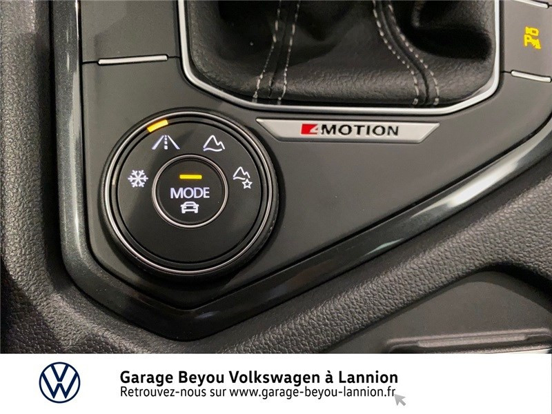 Photo 14 de l'offre de VOLKSWAGEN TIGUAN 2.0 TDI 150CH  DSG7 4MOTION à 43990€ chez Garage Beyou - Volkswagen Lannion