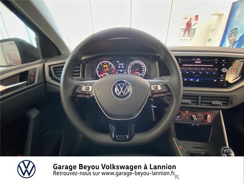Photo 7 de l'offre de VOLKSWAGEN POLO 1.0 TSI 95 S&S BVM5 à 17990€ chez Garage Beyou - Volkswagen Lannion