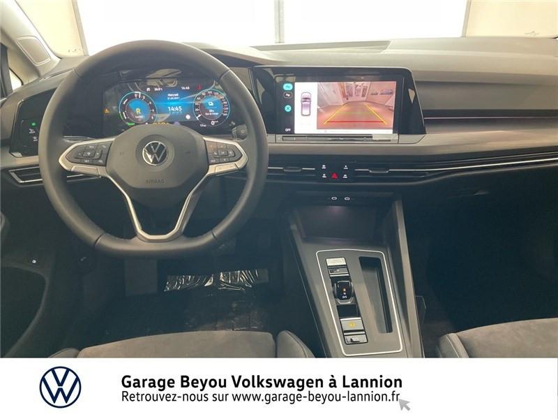 Photo 6 de l'offre de VOLKSWAGEN GOLF 1.4 HYBRID RECHARGEABLE OPF 204 DSG6 à 37990€ chez Garage Beyou - Volkswagen Lannion