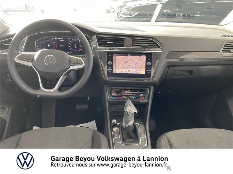 Photo 6 de l'offre de VOLKSWAGEN TIGUAN 1.5 TSI 150CH DSG7 à 44100€ chez Garage Beyou - Volkswagen Lannion