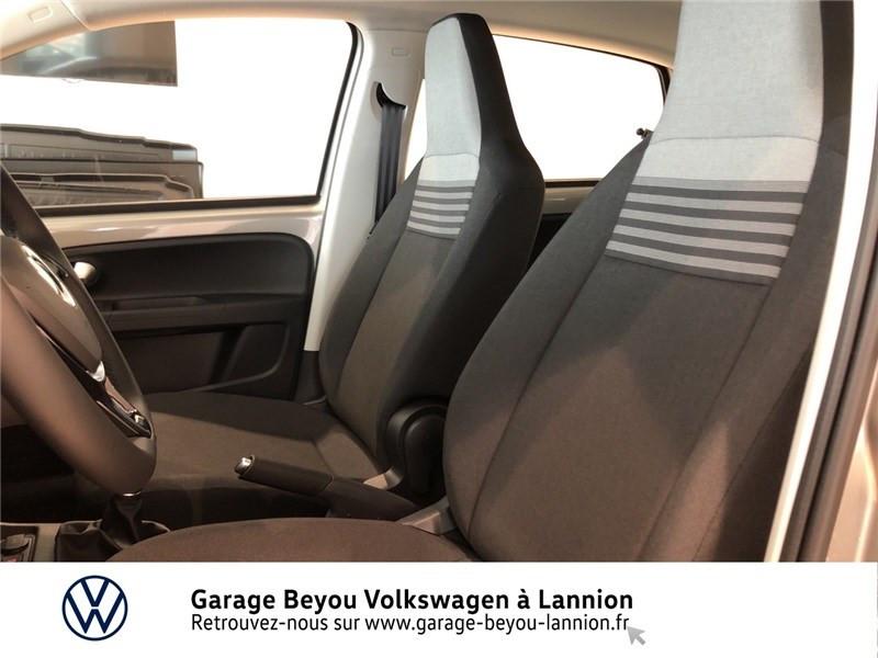Photo 8 de l'offre de VOLKSWAGEN UP 1.0 60 BLUEMOTION TECHNOLOGY BVM5 à 11990€ chez Garage Beyou - Volkswagen Lannion