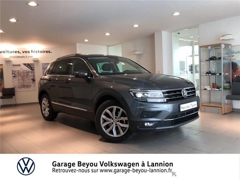 Photo 1 de l'offre de VOLKSWAGEN TIGUAN 2.0 TDI 150 DSG7 à 36990€ chez Garage Beyou - Volkswagen Lannion