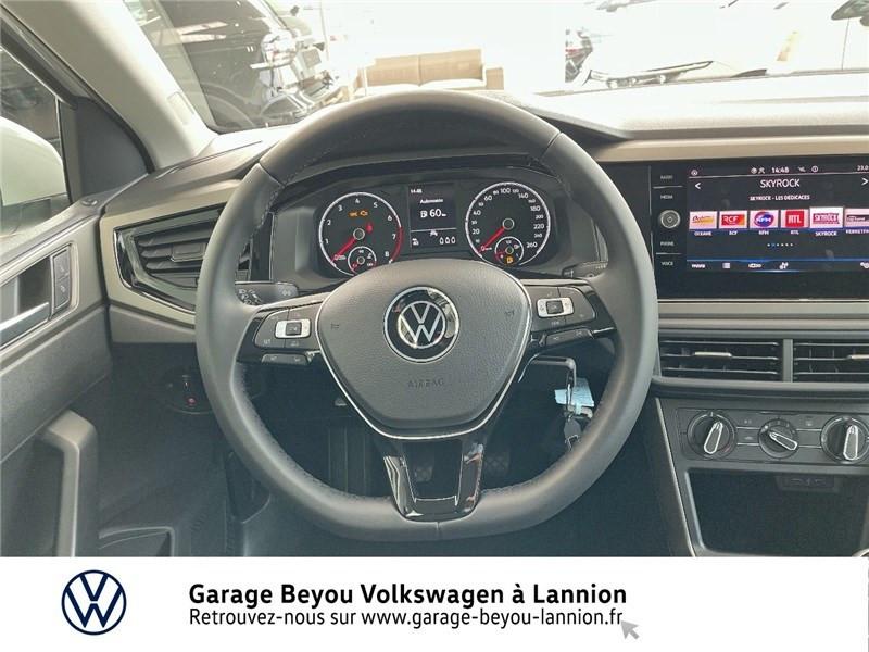 Photo 7 de l'offre de VOLKSWAGEN POLO 1.0 TSI 95 S&S BVM5 à 17790€ chez Garage Beyou - Volkswagen Lannion