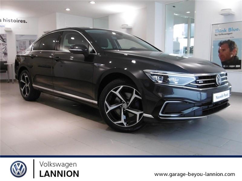 Photo 1 de l'offre de VOLKSWAGEN PASSAT 1.4 TSI HYBRIDE RECHARGEABLE DSG6 à 36990€ chez Garage Beyou - Volkswagen Lannion