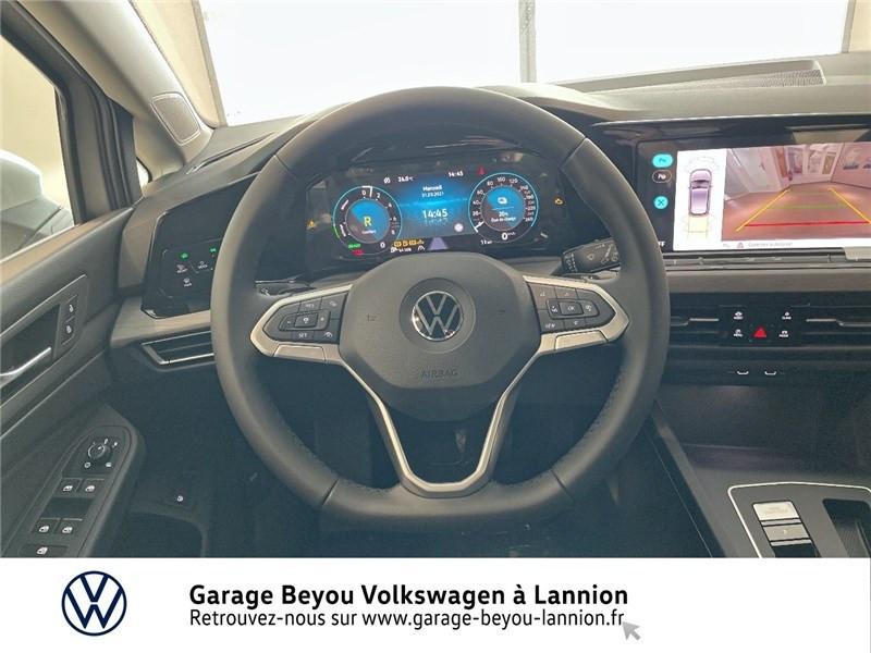 Photo 7 de l'offre de VOLKSWAGEN GOLF 1.4 HYBRID RECHARGEABLE OPF 204 DSG6 à 37990€ chez Garage Beyou - Volkswagen Lannion