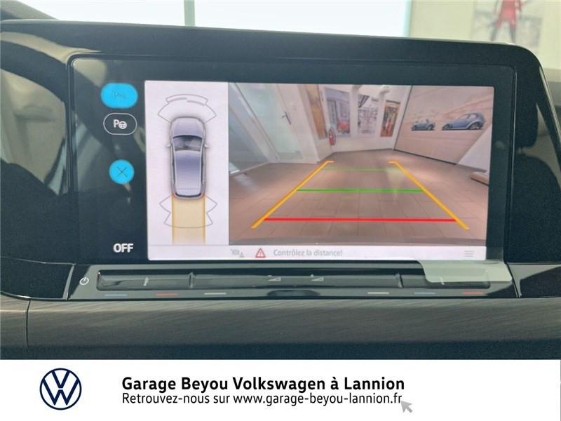 Photo 8 de l'offre de VOLKSWAGEN GOLF 1.4 HYBRID RECHARGEABLE OPF 204 DSG6 à 37990€ chez Garage Beyou - Volkswagen Lannion