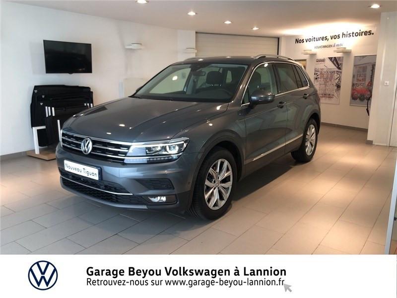 Photo 3 de l'offre de VOLKSWAGEN TIGUAN 2.0 TDI 150 DSG7 à 36990€ chez Garage Beyou - Volkswagen Lannion