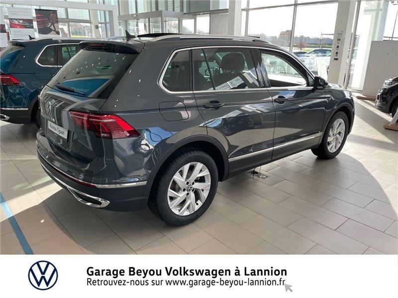 Photo 3 de l'offre de VOLKSWAGEN TIGUAN 1.5 TSI 150CH DSG7 à 44100€ chez Garage Beyou - Volkswagen Lannion