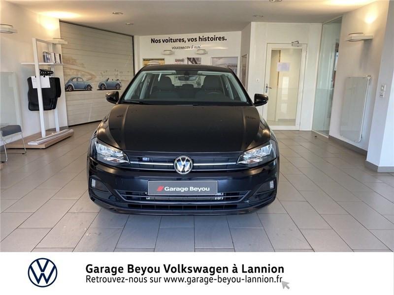 Photo 5 de l'offre de VOLKSWAGEN POLO 1.0 TSI 95 S&S BVM5 à 17990€ chez Garage Beyou - Volkswagen Lannion