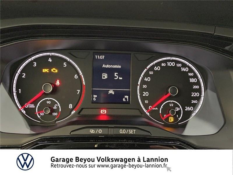 Photo 9 de l'offre de VOLKSWAGEN POLO 1.0 TSI 95 S&S BVM5 à 17990€ chez Garage Beyou - Volkswagen Lannion