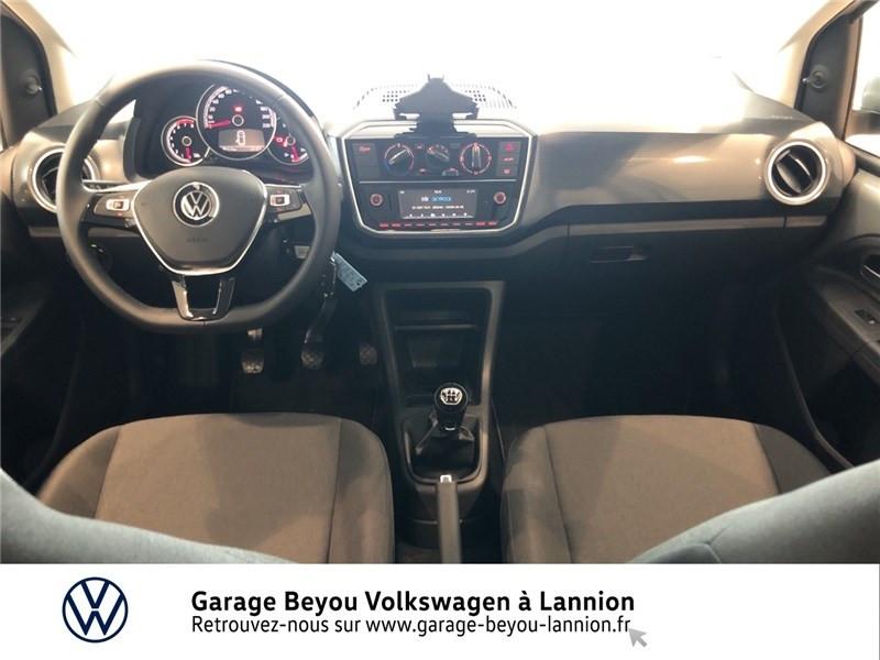 Photo 14 de l'offre de VOLKSWAGEN UP 1.0 60 BLUEMOTION TECHNOLOGY BVM5 à 11990€ chez Garage Beyou - Volkswagen Lannion