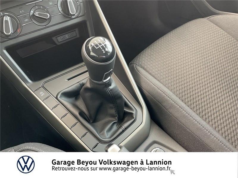 Photo 10 de l'offre de VOLKSWAGEN POLO 1.0 TSI 95 S&S BVM5 à 17790€ chez Garage Beyou - Volkswagen Lannion