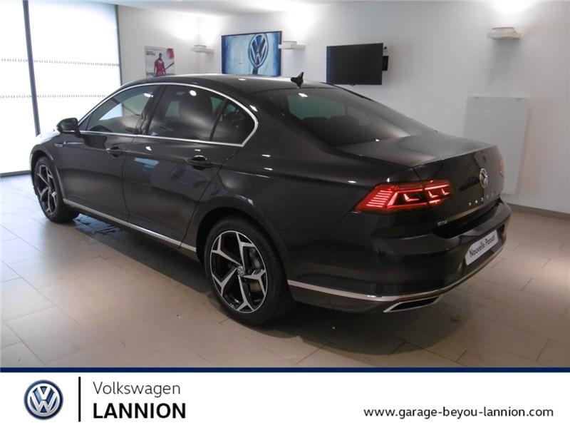 Photo 4 de l'offre de VOLKSWAGEN PASSAT 1.4 TSI HYBRIDE RECHARGEABLE DSG6 à 36990€ chez Garage Beyou - Volkswagen Lannion