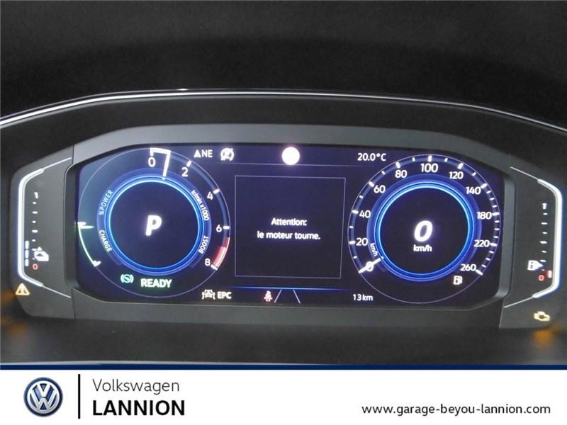 Photo 6 de l'offre de VOLKSWAGEN PASSAT 1.4 TSI HYBRIDE RECHARGEABLE DSG6 à 36990€ chez Garage Beyou - Volkswagen Lannion