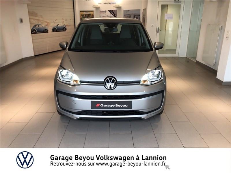 Photo 2 de l'offre de VOLKSWAGEN UP 1.0 60 BLUEMOTION TECHNOLOGY BVM5 à 11990€ chez Garage Beyou - Volkswagen Lannion