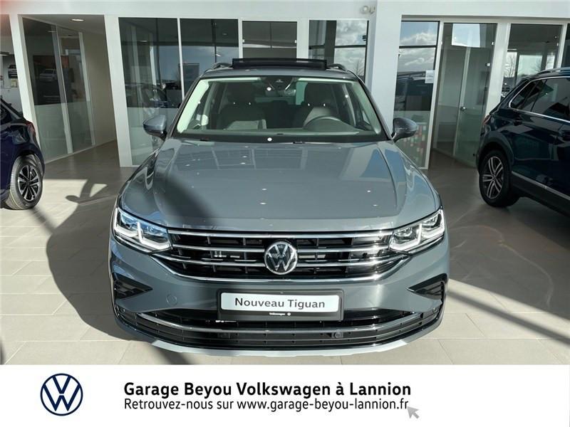 Photo 5 de l'offre de VOLKSWAGEN TIGUAN 1.5 TSI 150CH DSG7 à 44100€ chez Garage Beyou - Volkswagen Lannion